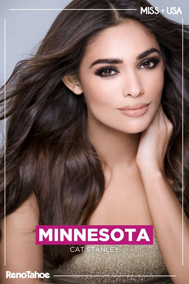 ROAD TO MISS USA 2019 - May 2  - Page 3 56828111