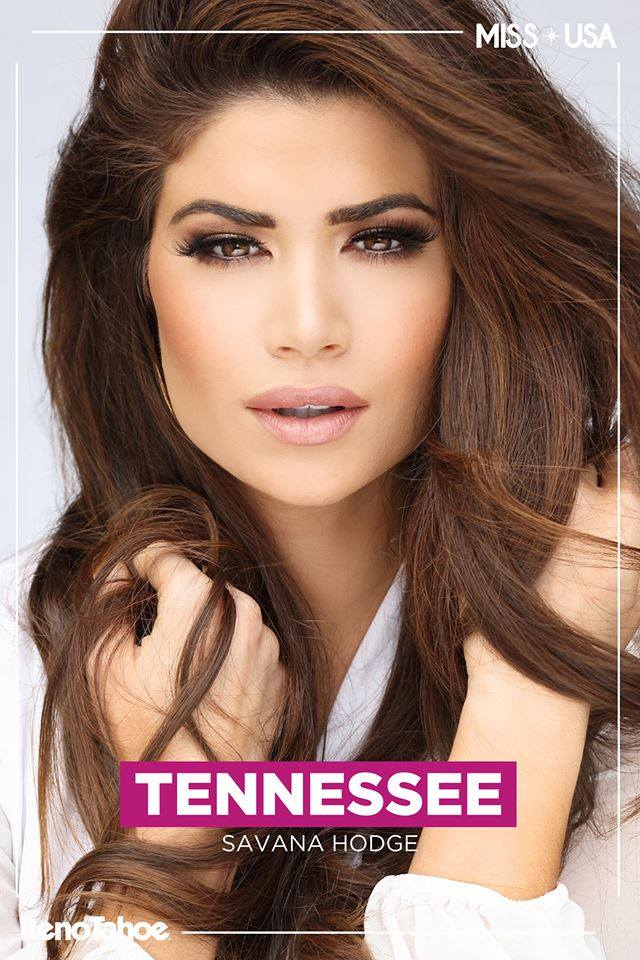 ROAD TO MISS USA 2019 - May 2  - Page 3 56835510