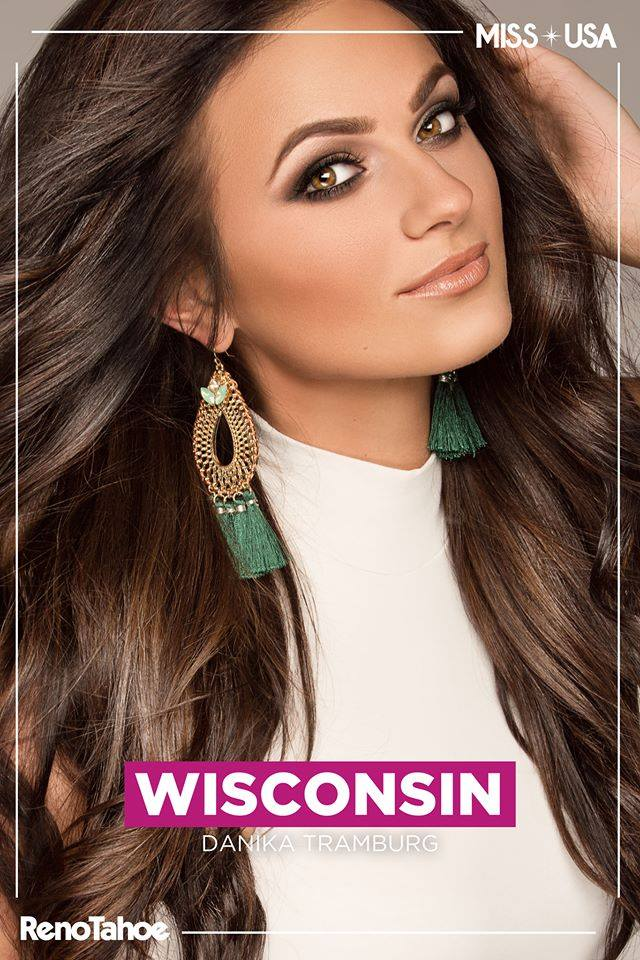 ROAD TO MISS USA 2019 - May 2  - Page 3 56862210