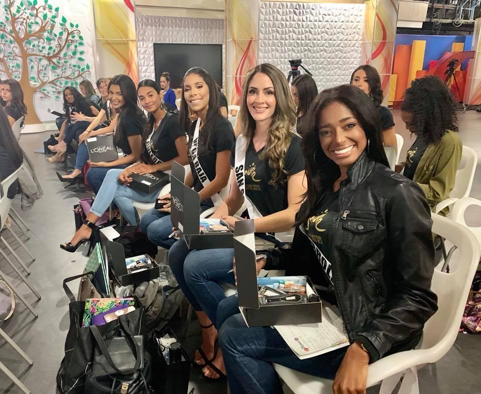 candidatas a miss universe puerto rico 2019. final: 13 june. - Página 5 56894310