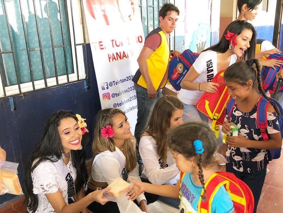 Señorita Panama 2019 is Isla Flamenco 56902310