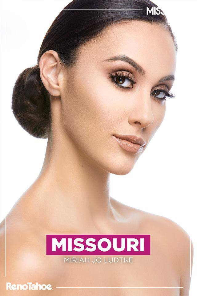 ROAD TO MISS USA 2019 - May 2  - Page 3 56915710