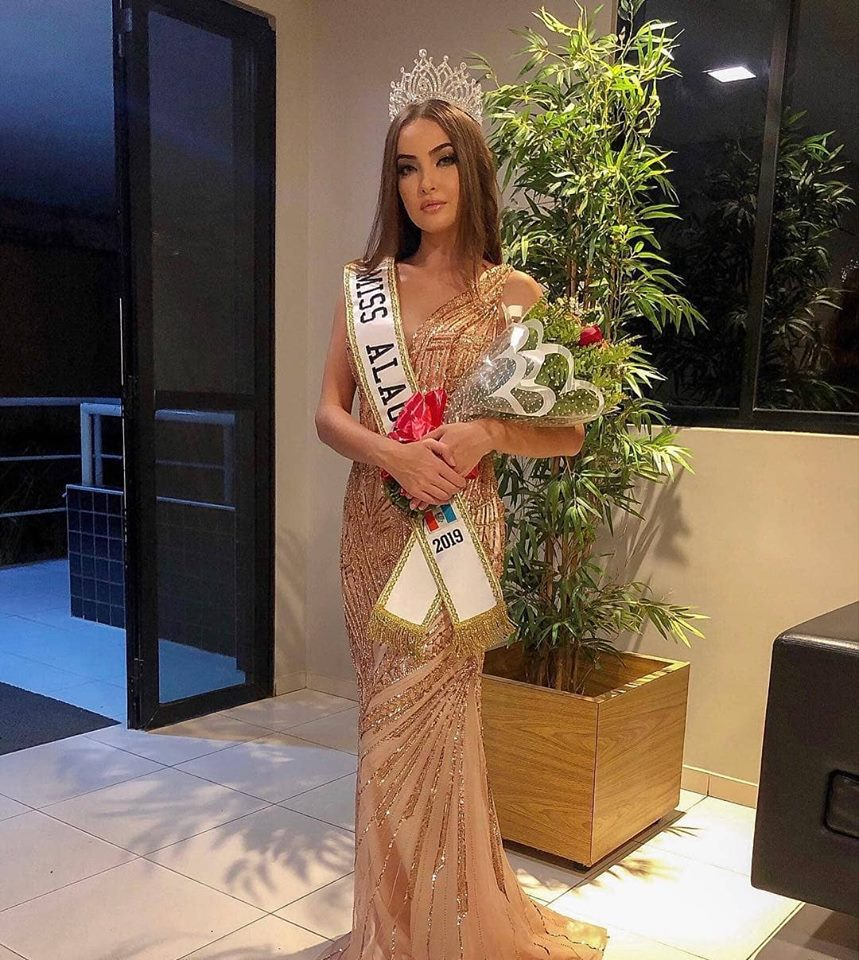 ROAD TO MISS BRASIL MUNDO 2019 is Espírito Santo 56935210