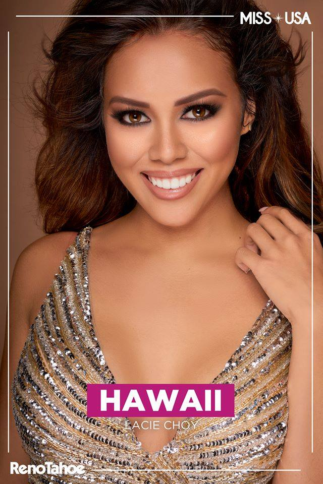 ROAD TO MISS USA 2019 - May 2  - Page 3 56954810