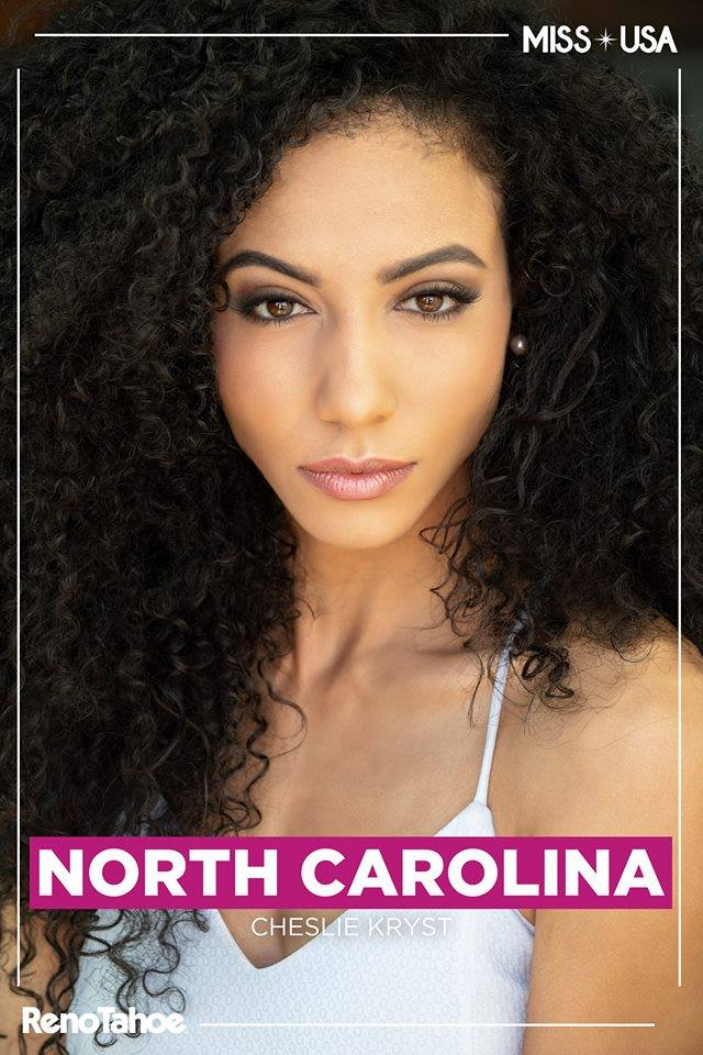 ROAD TO MISS USA 2019 - May 2  - Page 3 56957710
