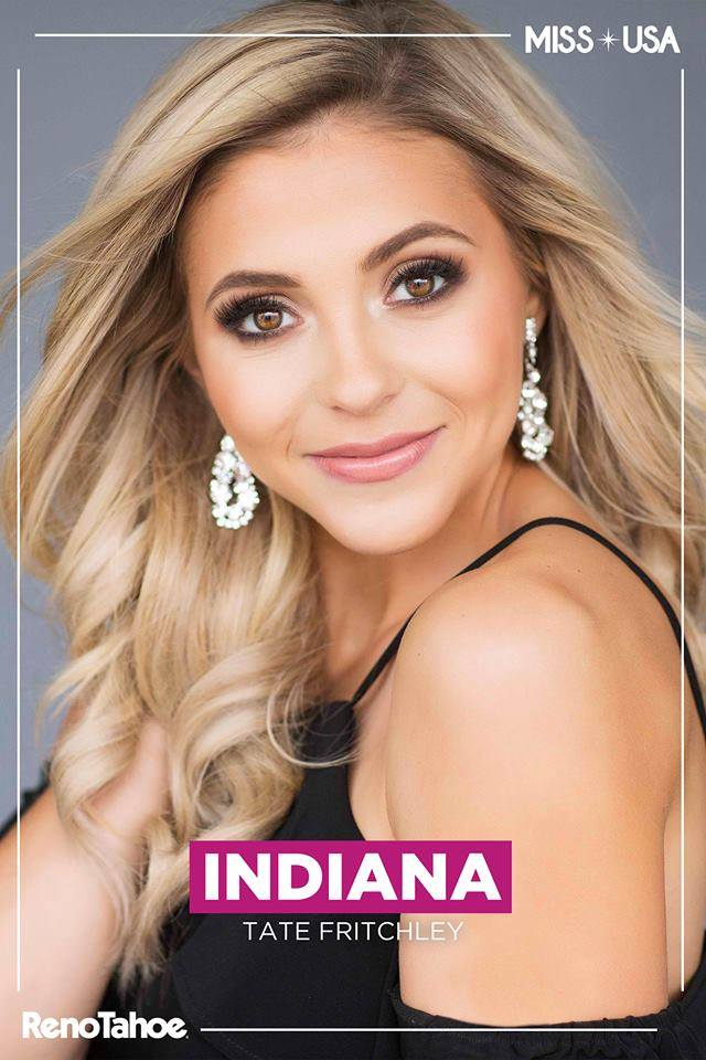 ROAD TO MISS USA 2019 - May 2  - Page 3 56962011