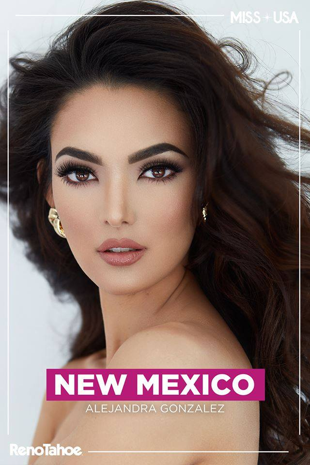 ROAD TO MISS USA 2019 - May 2  - Page 3 56965410