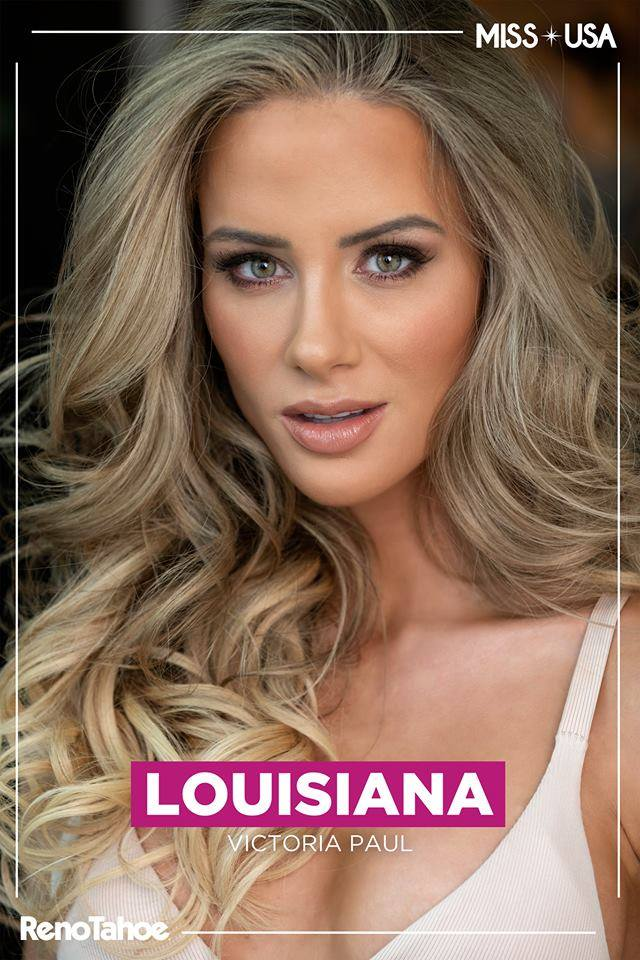 ROAD TO MISS USA 2019 - May 2  - Page 3 57032210