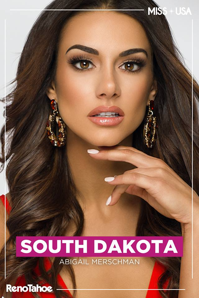 ROAD TO MISS USA 2019 - May 2  - Page 3 57039911