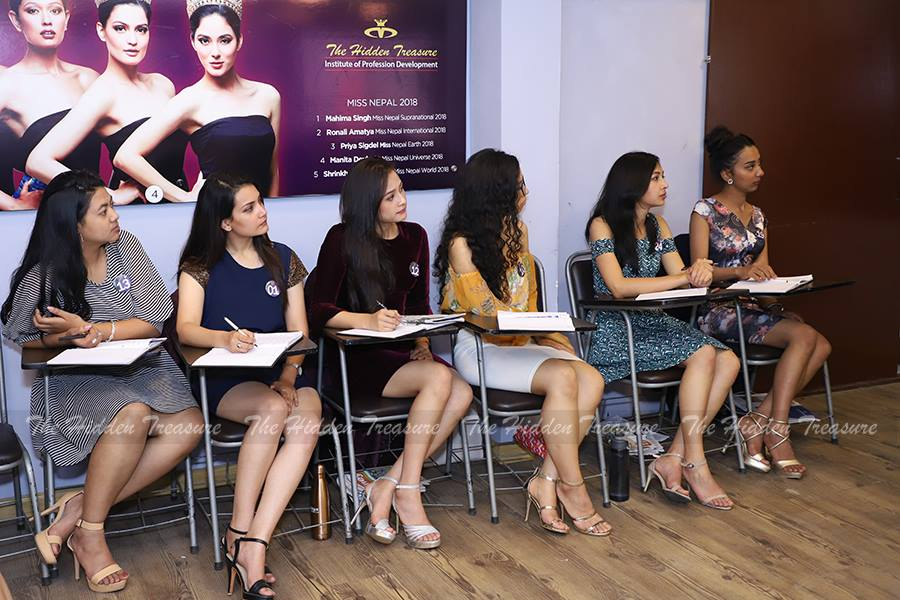 Road to MISS NEPAL 2019 57044310