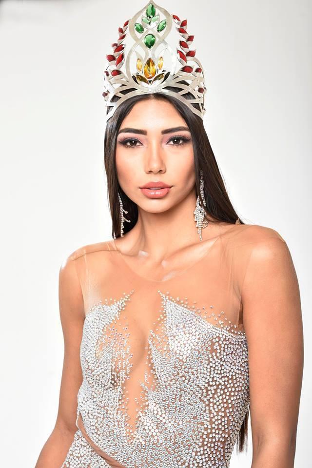 Joyce Prado (BOLIVIA 2018) - DETHRONED! - Page 2 57155110