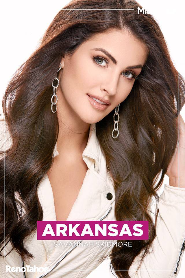 ROAD TO MISS USA 2019 - May 2  - Page 3 57232210