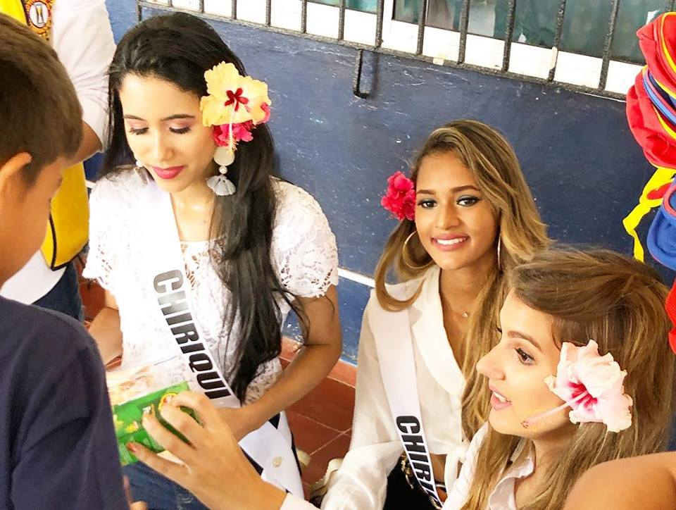 Señorita Panama 2019 is Isla Flamenco 57233912