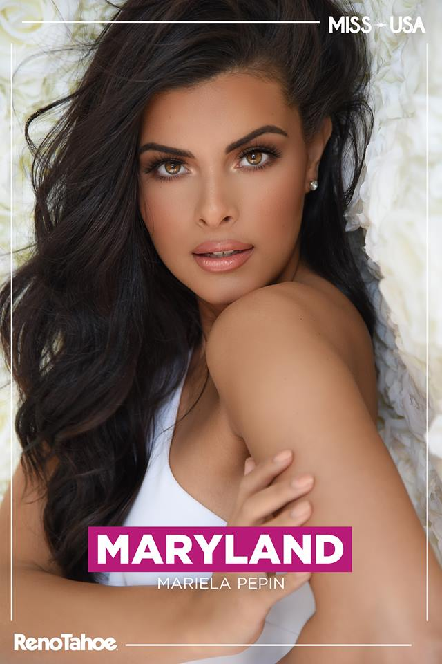 ROAD TO MISS USA 2019 - May 2  - Page 3 57362510