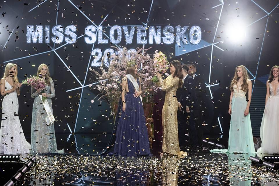 Miss Slovensko 2019 is Frederika Kurtulikova - Page 5 57370610
