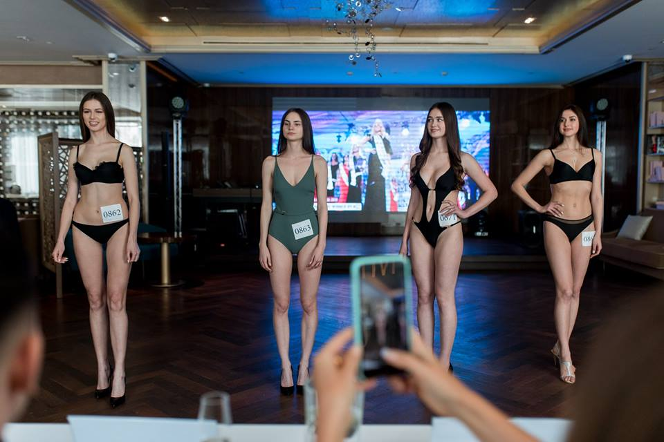 Road to Miss Universe UKRAINE 2019 57602710