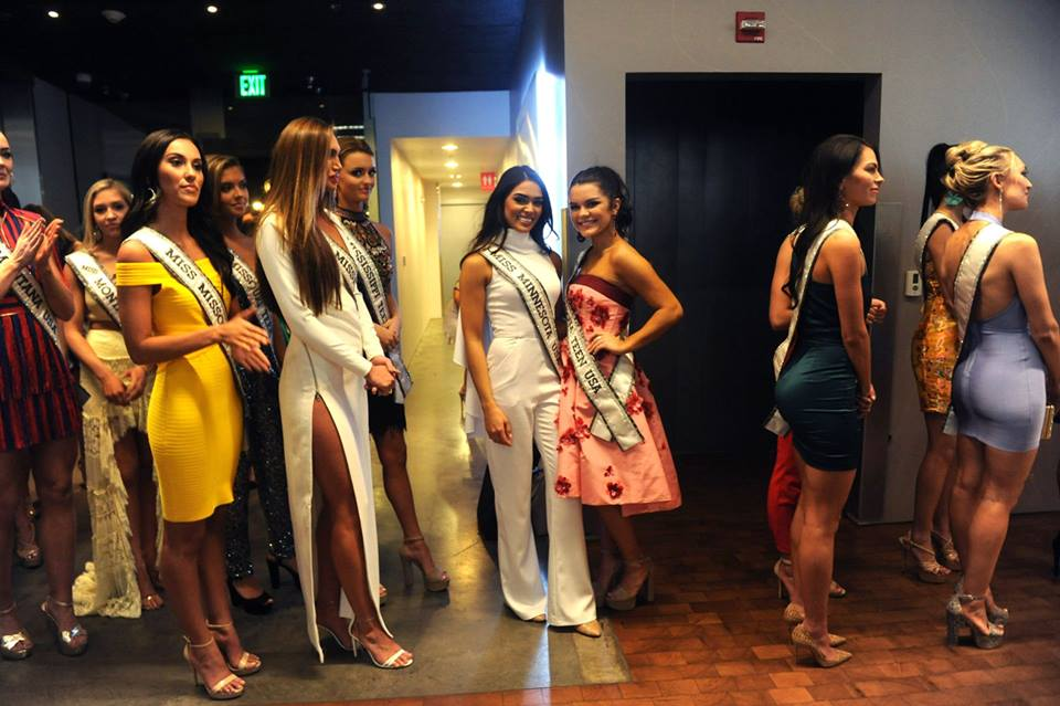 ROAD TO MISS USA 2019 - May 2  - Page 4 58419311