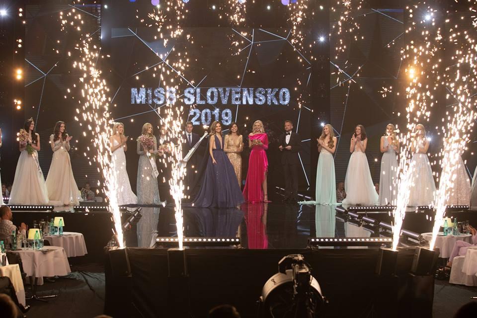 Miss Slovensko 2019 is Frederika Kurtulikova - Page 5 58420211