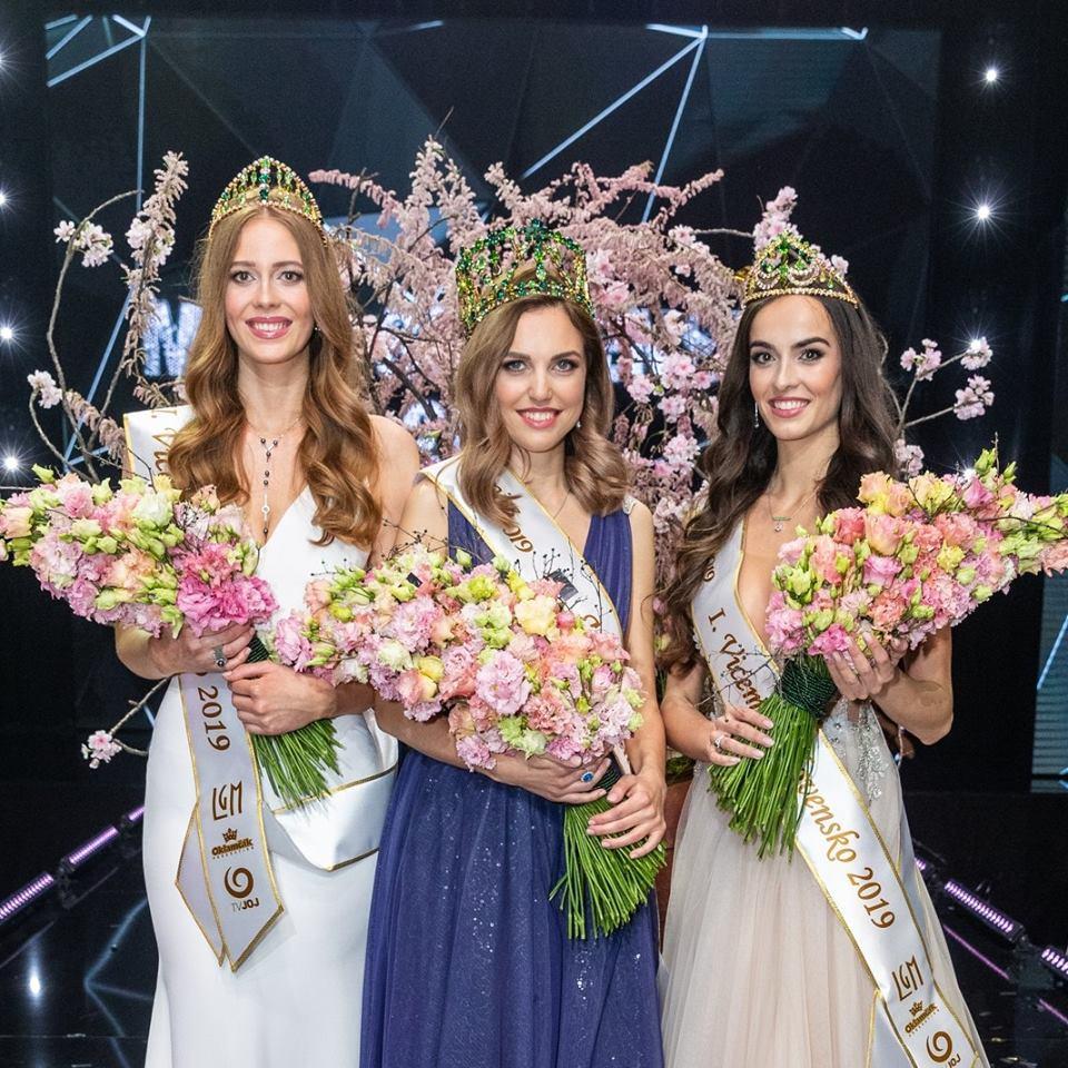 Miss Slovensko 2019 is Frederika Kurtulikova - Page 5 58443912