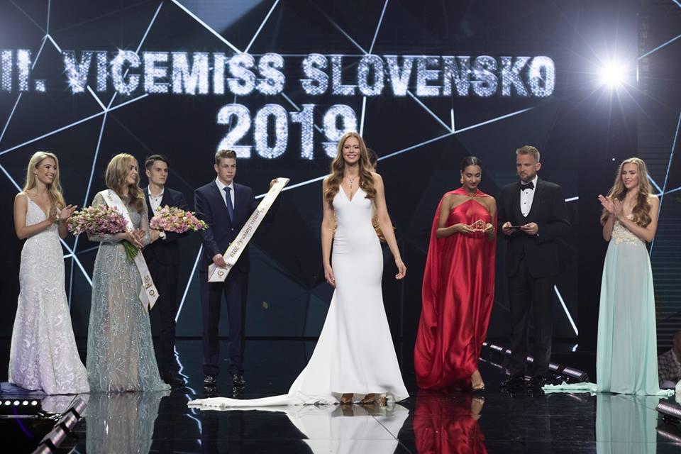 Miss Slovensko 2019 is Frederika Kurtulikova - Page 5 58443913