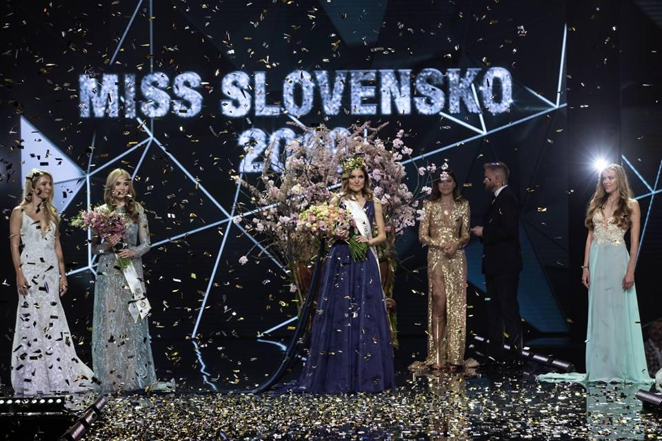 Miss Slovensko 2019 is Frederika Kurtulikova - Page 5 58461010