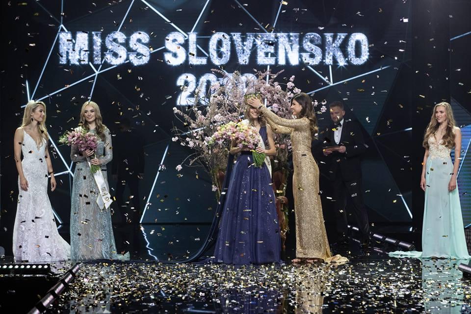 Miss Slovensko 2019 is Frederika Kurtulikova - Page 5 58462211