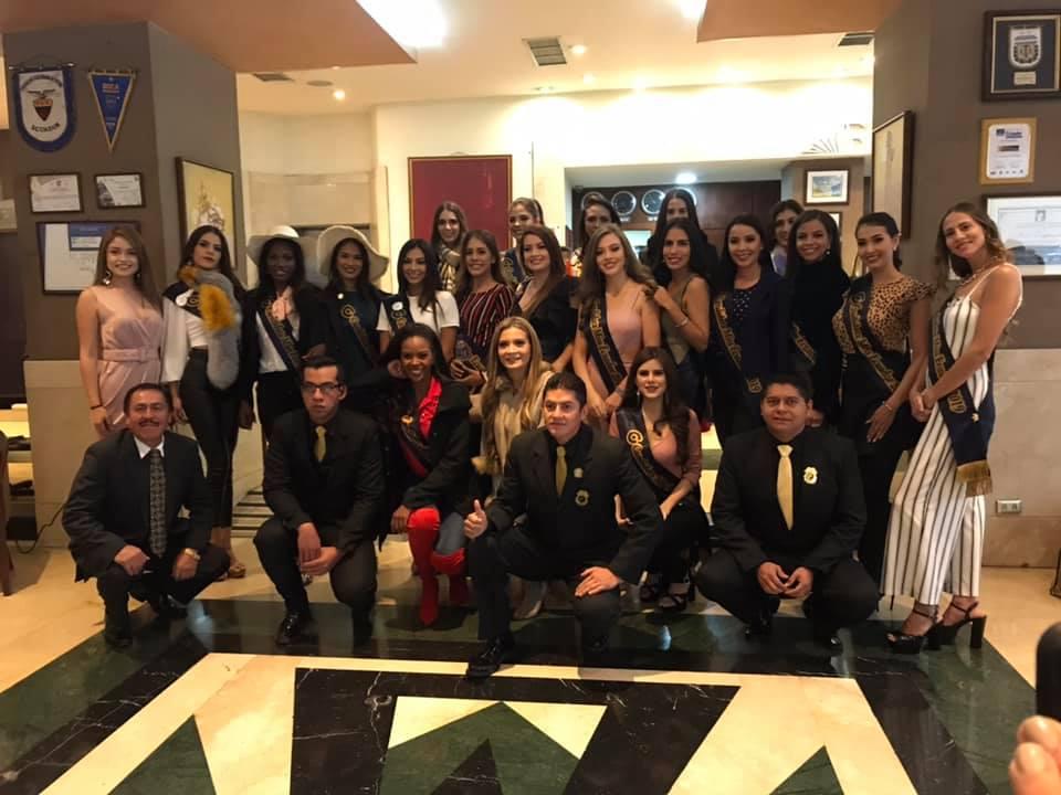 Road to MISS ECUADOR 2019 - Page 3 58571113