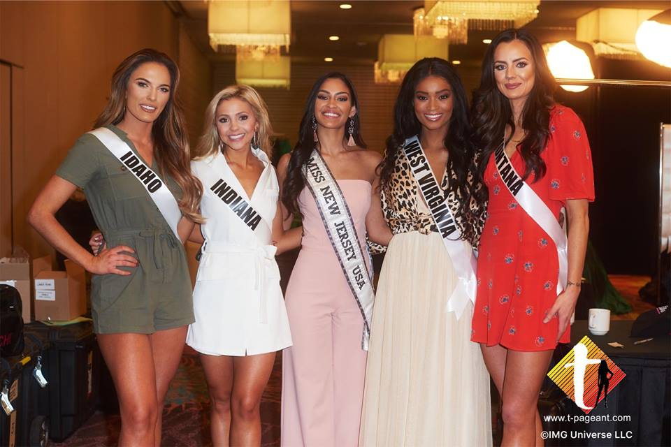 ROAD TO MISS USA 2019 - May 2  - Page 5 58574711