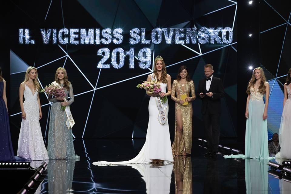 Miss Slovensko 2019 is Frederika Kurtulikova - Page 5 58602810