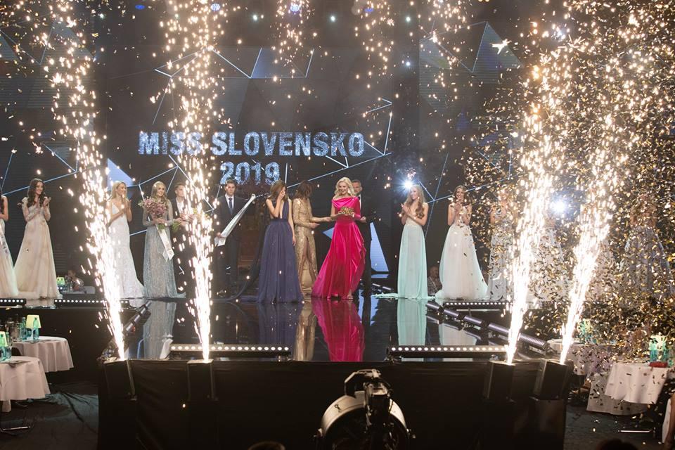 Miss Slovensko 2019 is Frederika Kurtulikova - Page 5 58655410