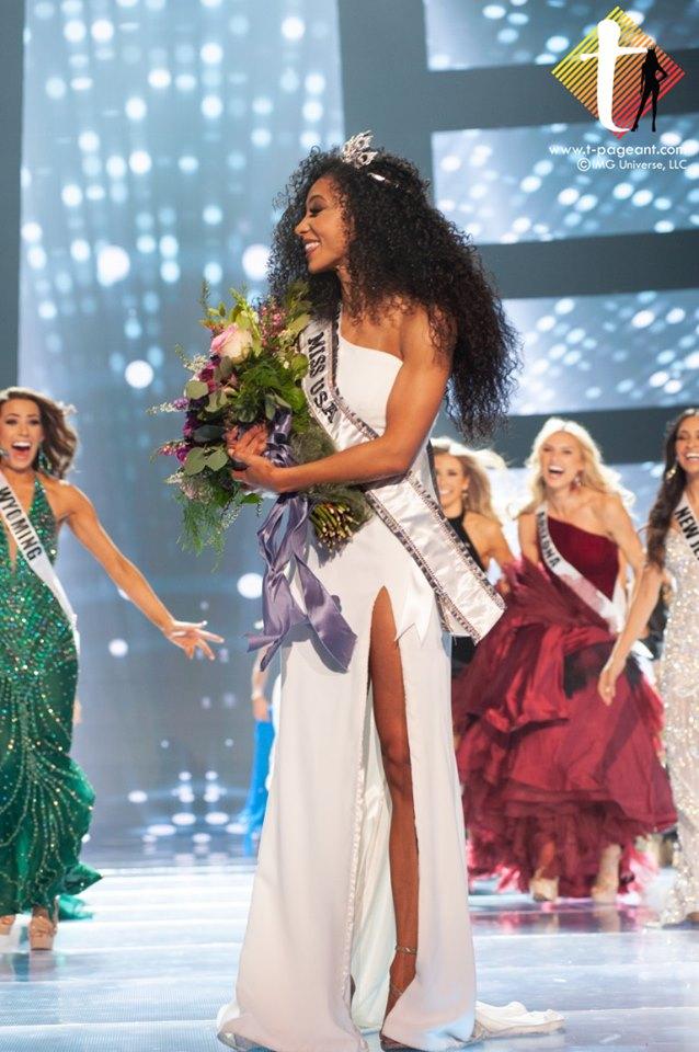 MISS USA 2019:Cheslie Kryst  58669610