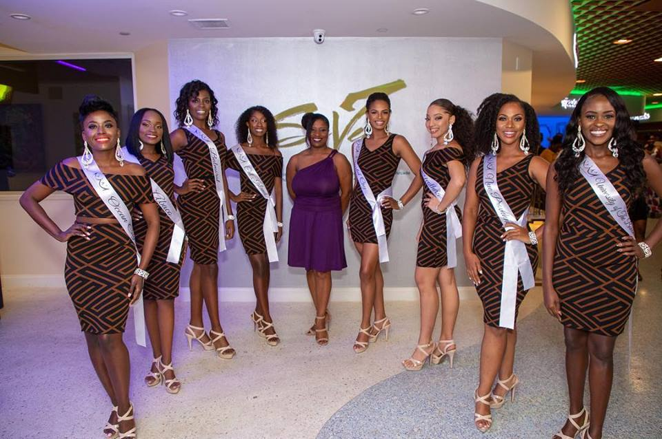 Road to Miss Bahamas World 2019 is Nyah Bandelier 58686510
