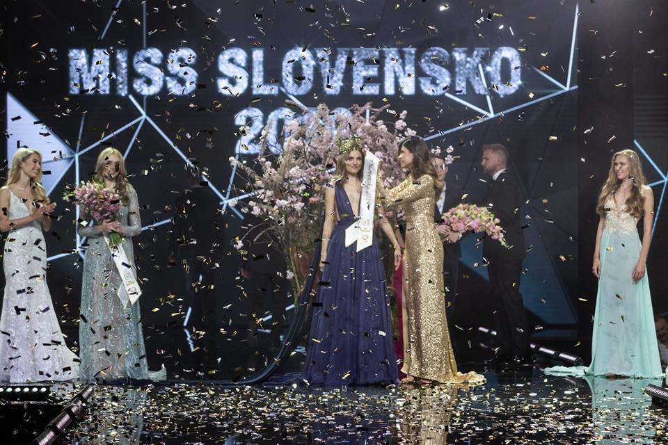 Miss Slovensko 2019 is Frederika Kurtulikova - Page 5 58721810