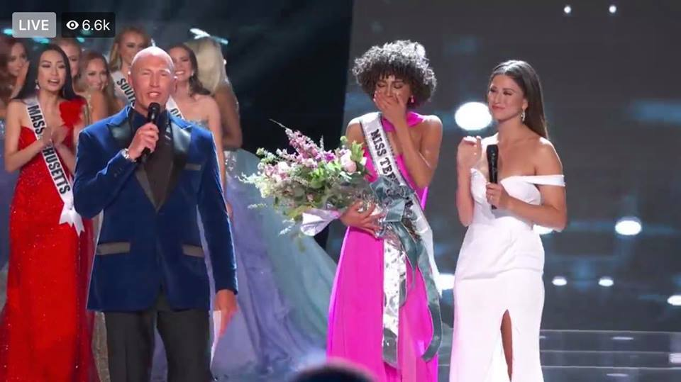 MISS TEEN USA 2019: Kaleigh Garris of CONNECTICUT 58729710