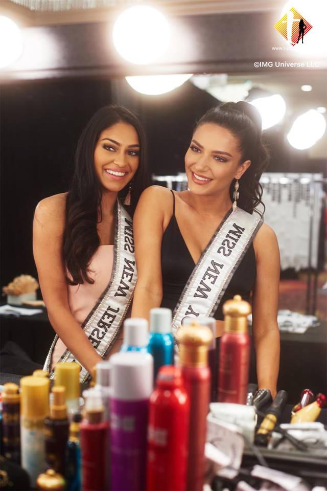 ROAD TO MISS USA 2019 - May 2  - Page 5 58749312