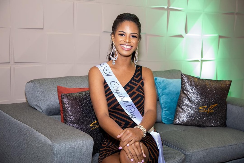Road to Miss Bahamas World 2019 is Nyah Bandelier 58922410