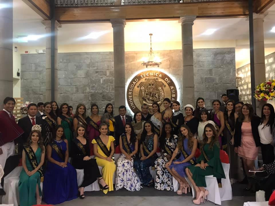 Road to MISS ECUADOR 2019 - Page 3 58933211
