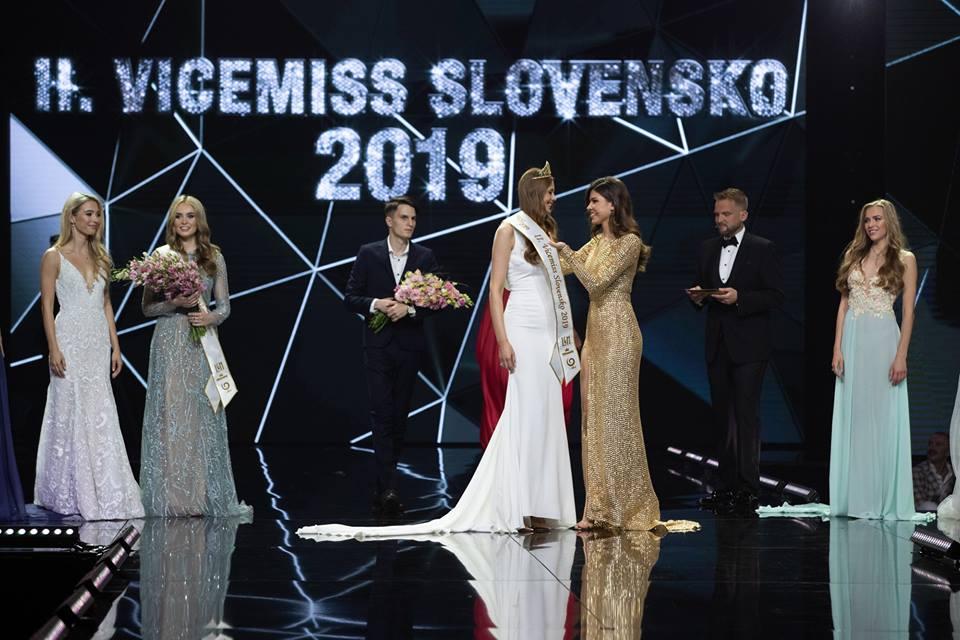 Miss Slovensko 2019 is Frederika Kurtulikova - Page 5 58950110