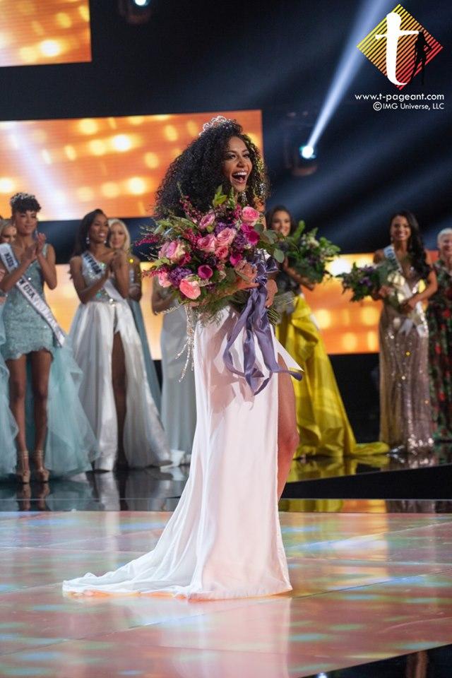 MISS USA 2019:Cheslie Kryst  58950112