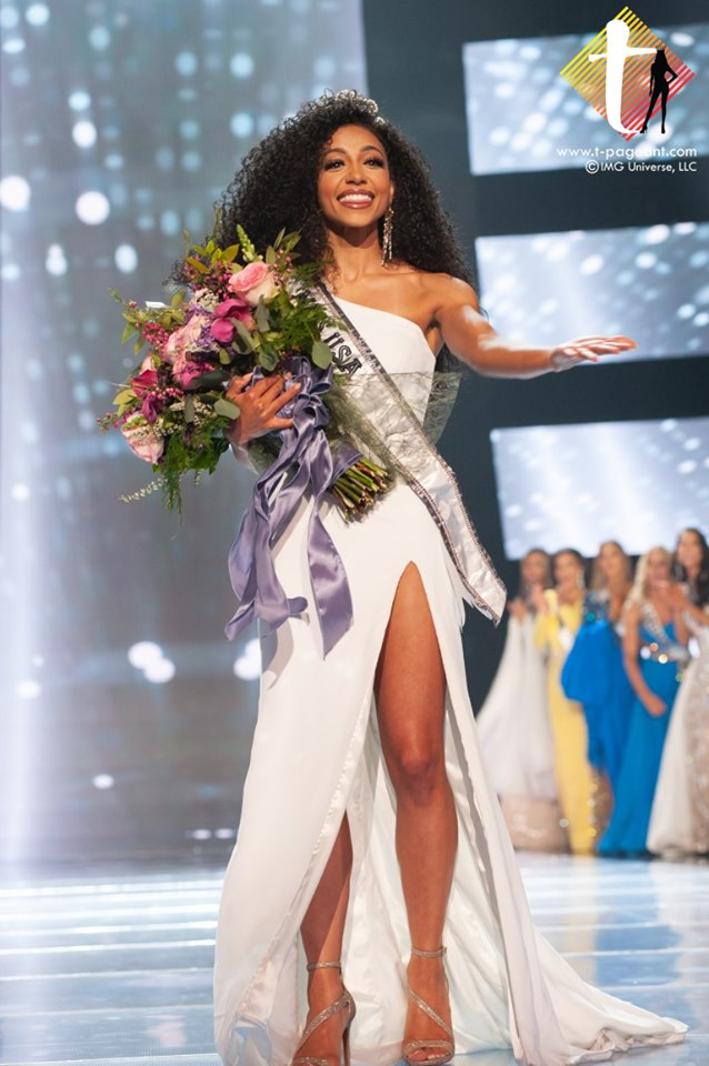 MISS USA 2019:Cheslie Kryst  58950114