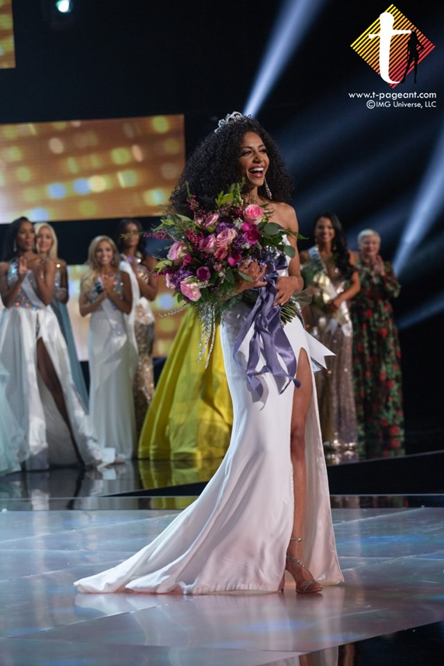 MISS USA 2019:Cheslie Kryst  59106210