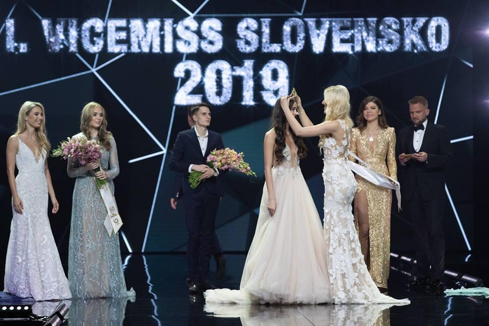 Miss Slovensko 2019 is Frederika Kurtulikova - Page 5 59144711