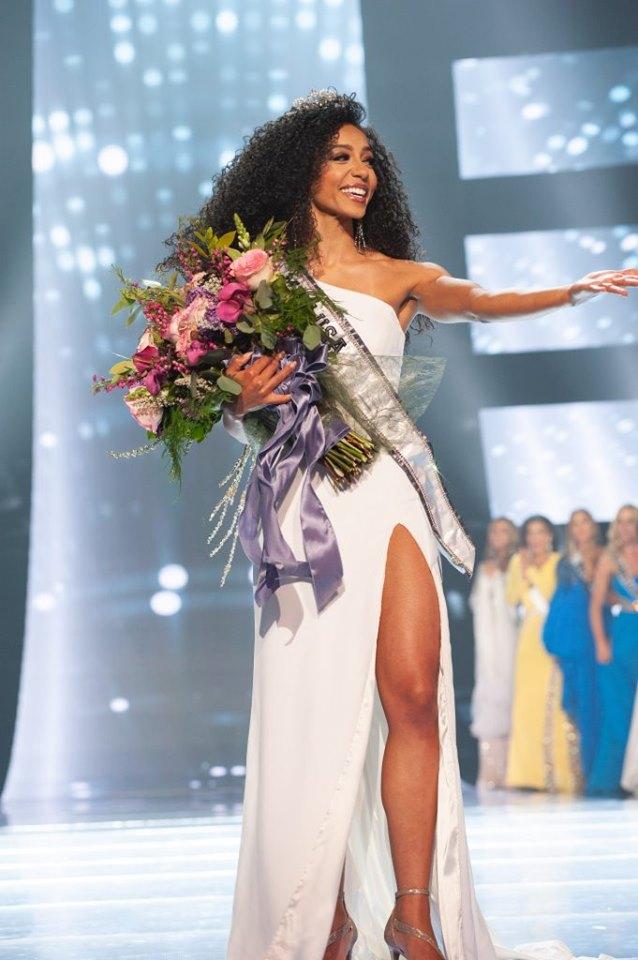 MISS USA 2019:Cheslie Kryst  59192811