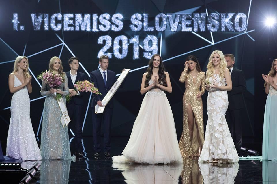 Miss Slovensko 2019 is Frederika Kurtulikova - Page 5 59295810