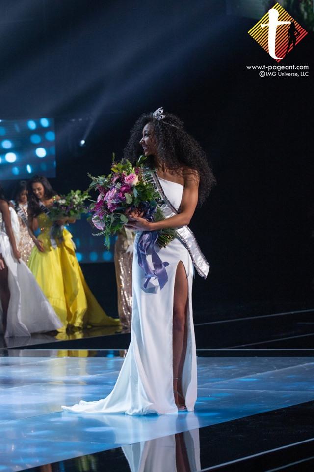 MISS USA 2019:Cheslie Kryst  59339712