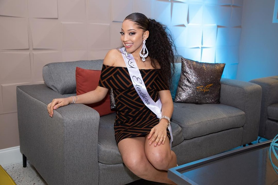 Road to Miss Bahamas World 2019 is Nyah Bandelier 59391510