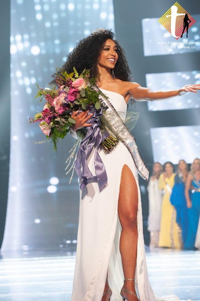 MISS USA 2019:Cheslie Kryst  59404910
