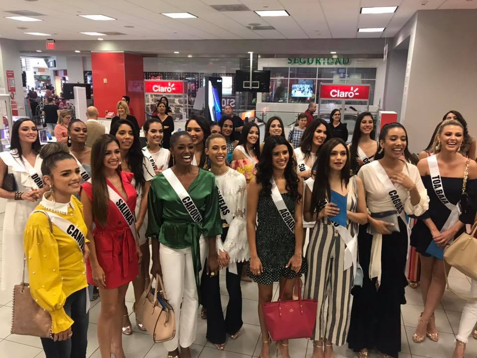 Road to Miss Universe PUERTO RICO 2019 - Page 4 59419210