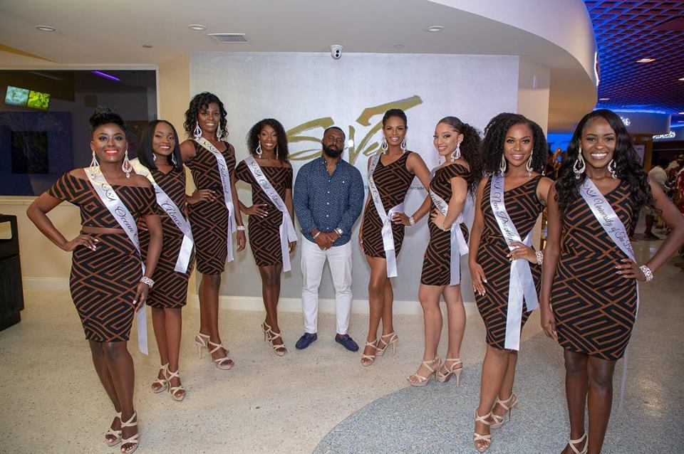 Road to Miss Bahamas World 2019 is Nyah Bandelier 59489010