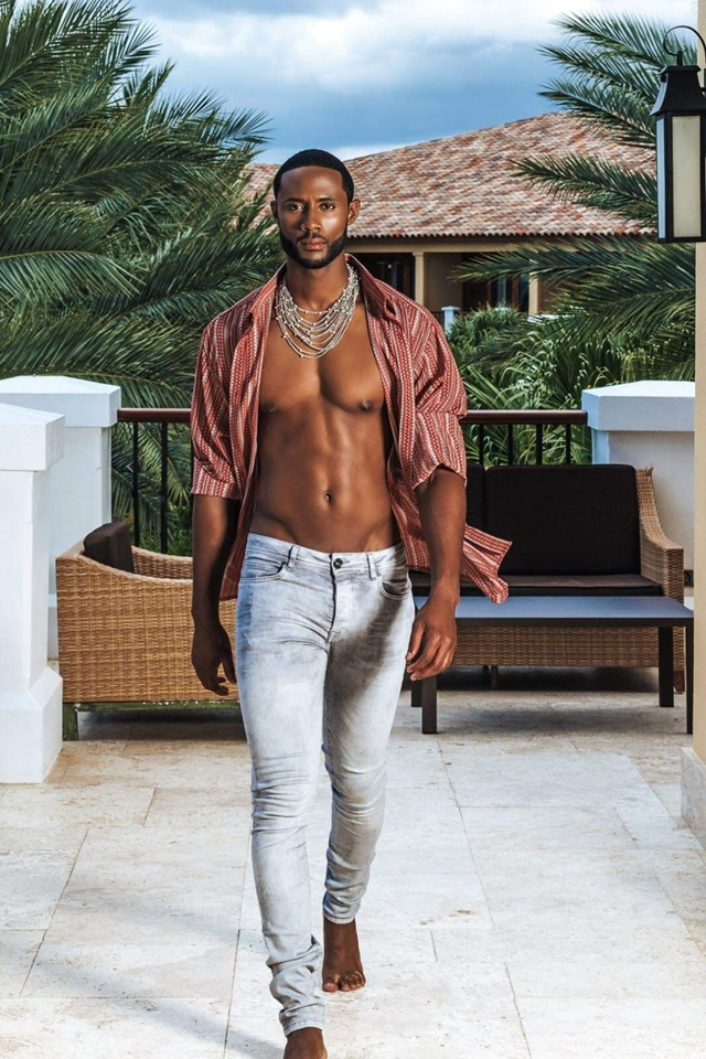 The Official thread of Men Universe 2018: Anthony Clarinda of Curaçao - Page 2 59538310